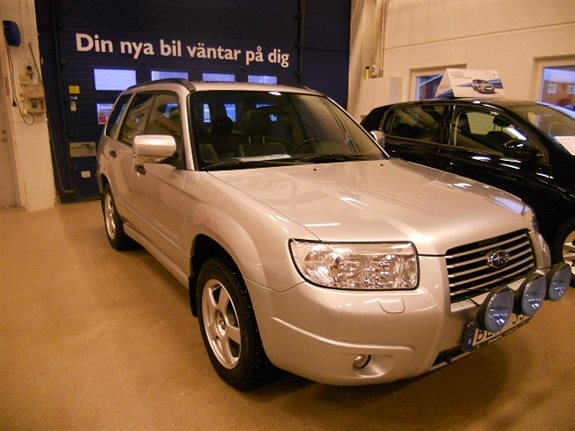 Subaru Forester 2,0 Exclusive Aut